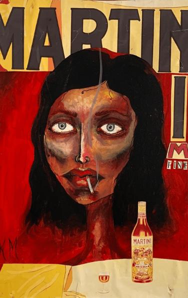 MARTINI, Kim McCuaig (2018)