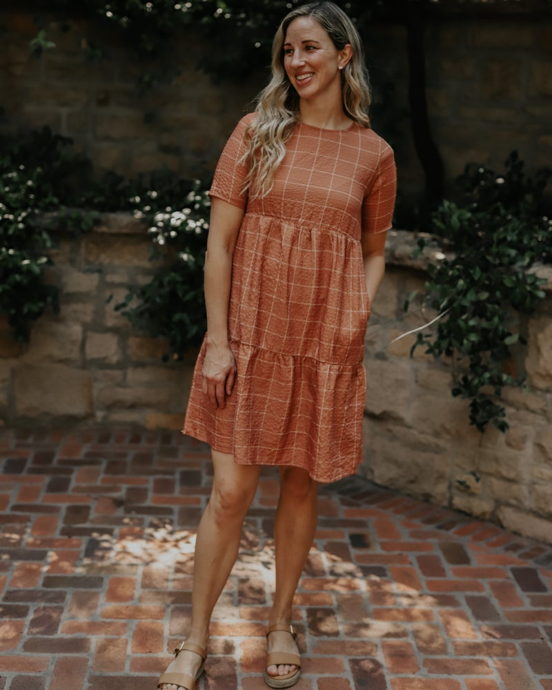 Image of NELLIE DRESS