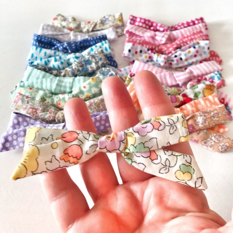 Image of Lucky Dip Hair Bow Sets (Set of 3)
