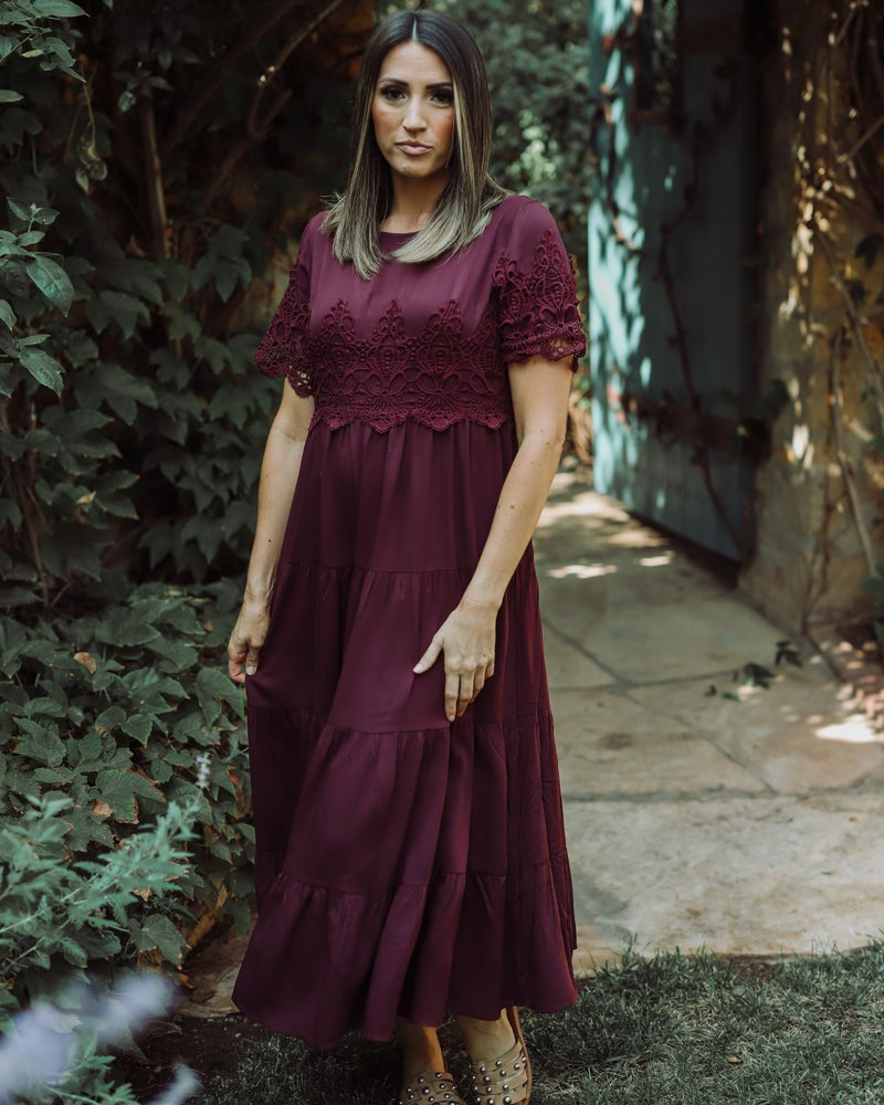Image of BRIZZY DRESS