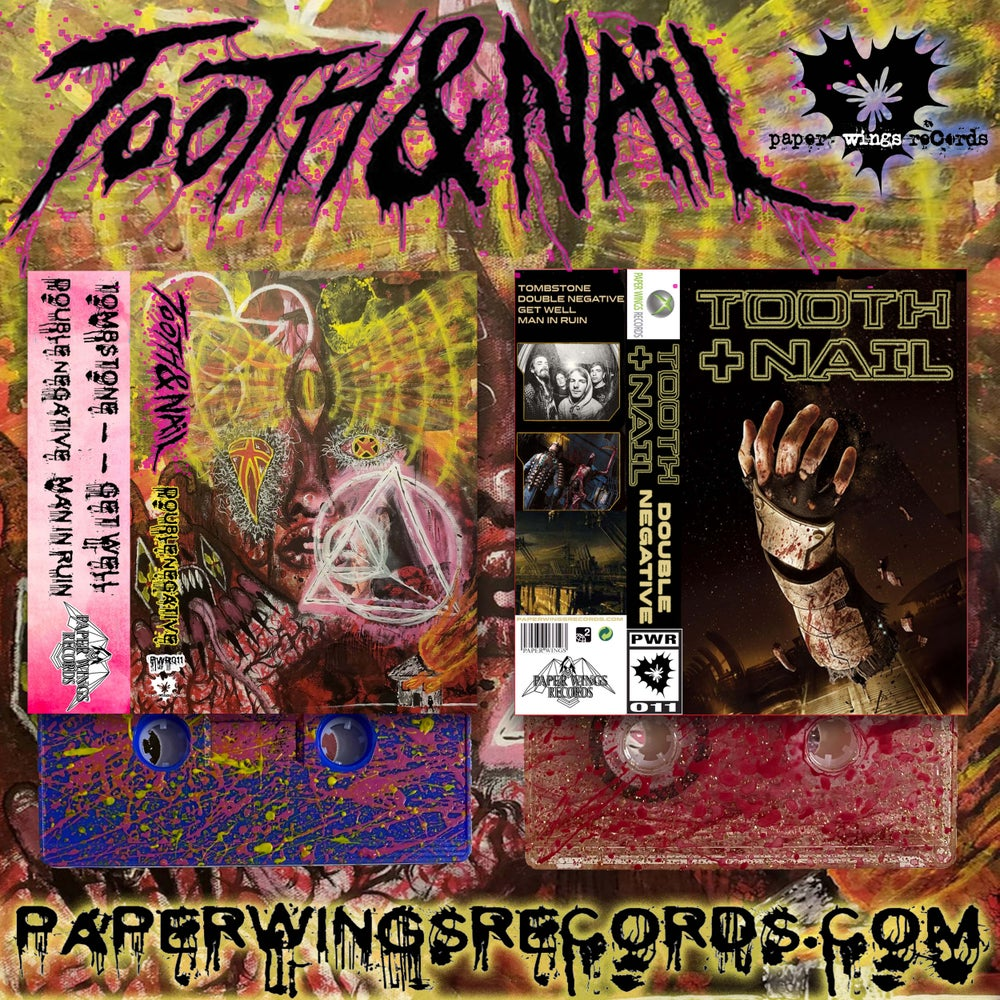 """Image of Tooth & Nail - """"Double Negative"""""""