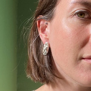 Uisce Lozenge Earrings