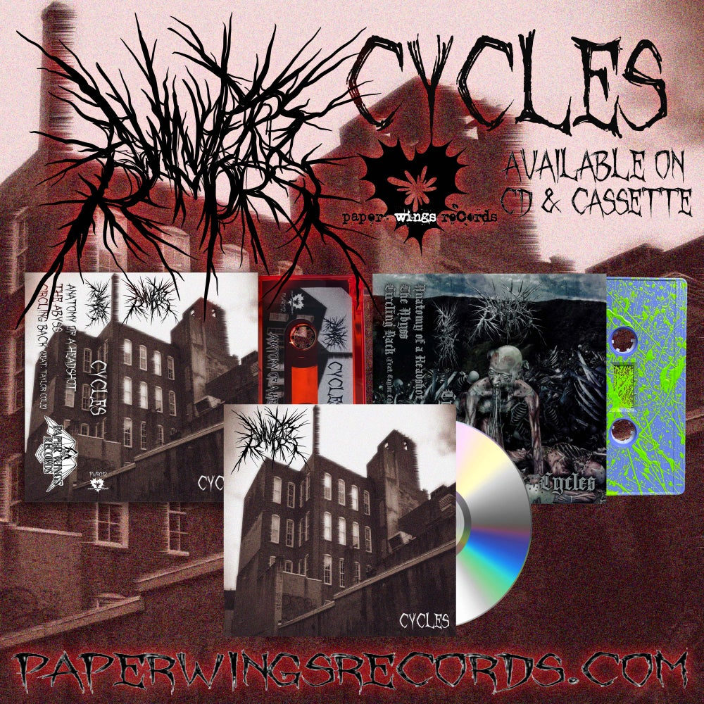 """Image of A Winter's Remorse - """"Cycles"""" Pre-Order"""