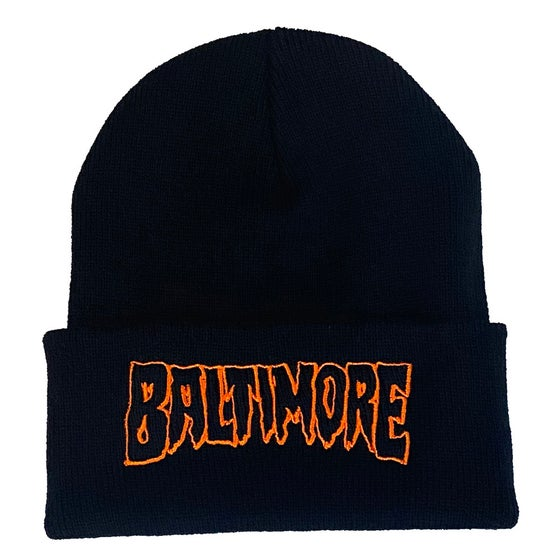 Image of Spoopy Beanie