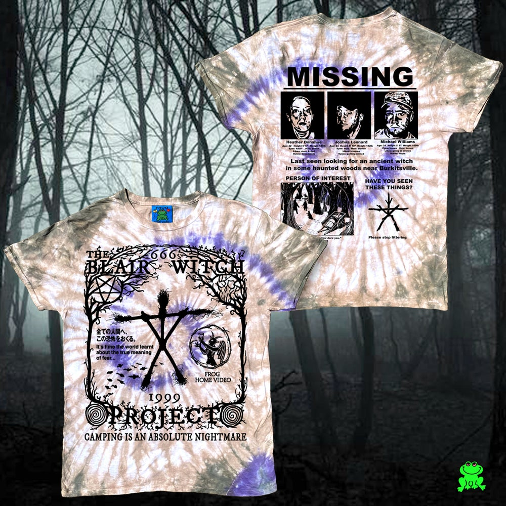 Image of B. Witch (1999) Shirt