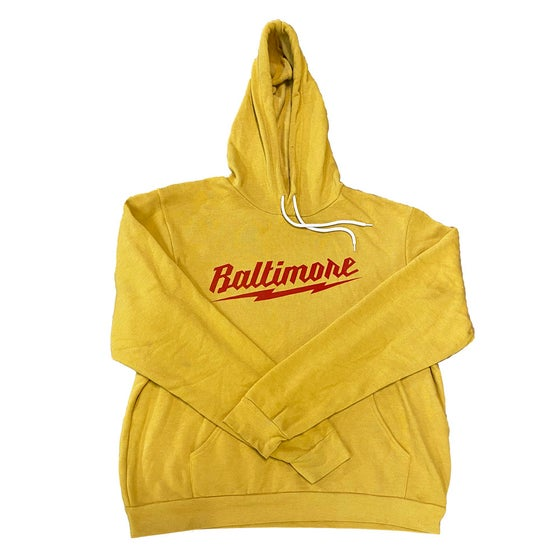 Image of Baltimore Bolt Pullover Hoodie