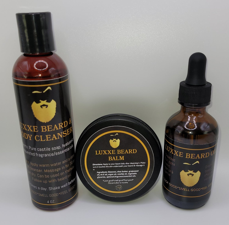 Image of luxxe Beard Oil & Men's skin care