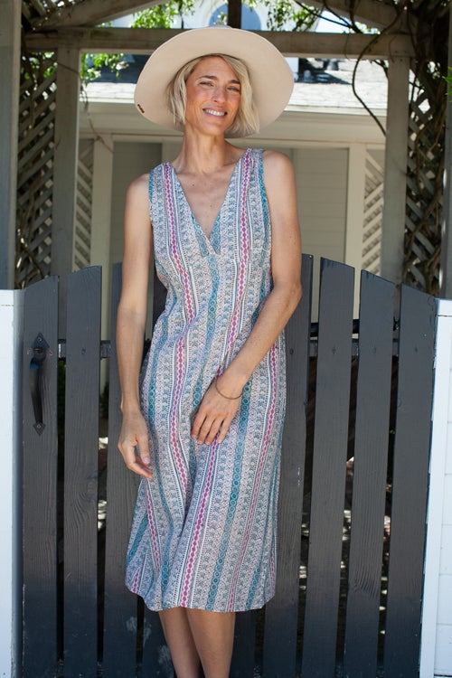 Image of Midi Gown Fall