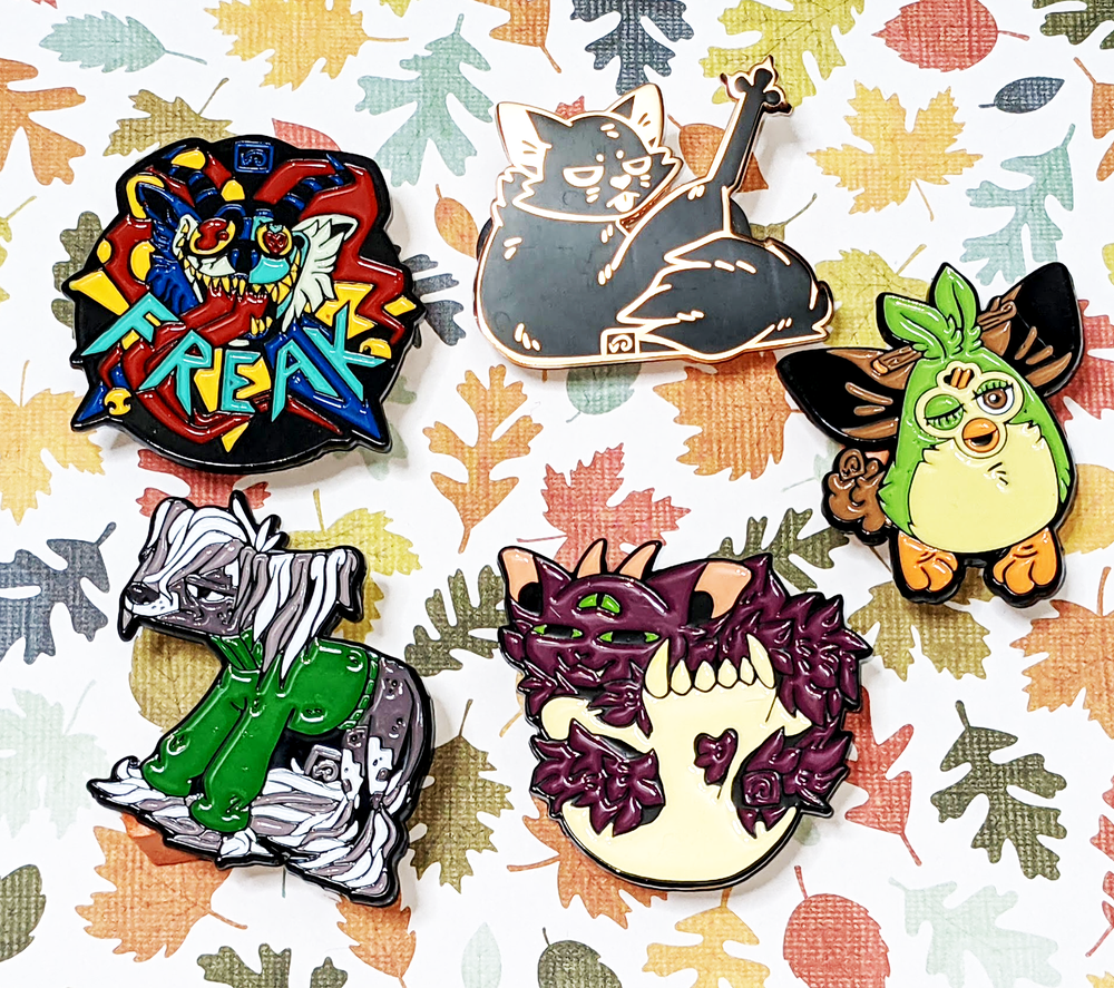 Image of Discounted Pins