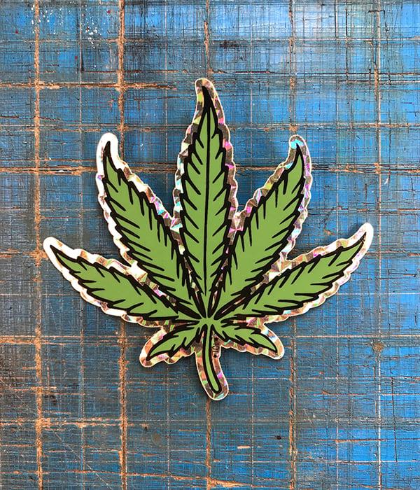 Image of MaryJane Sticker