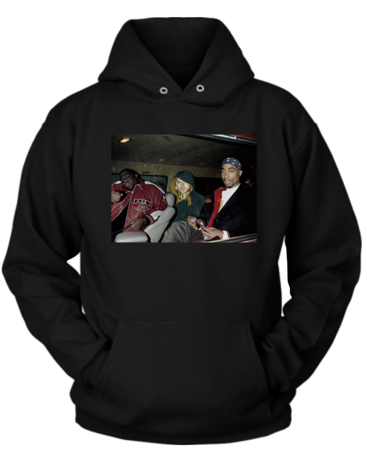 Image of The Greatest Story Never Told - Print/Tee/Hoodie