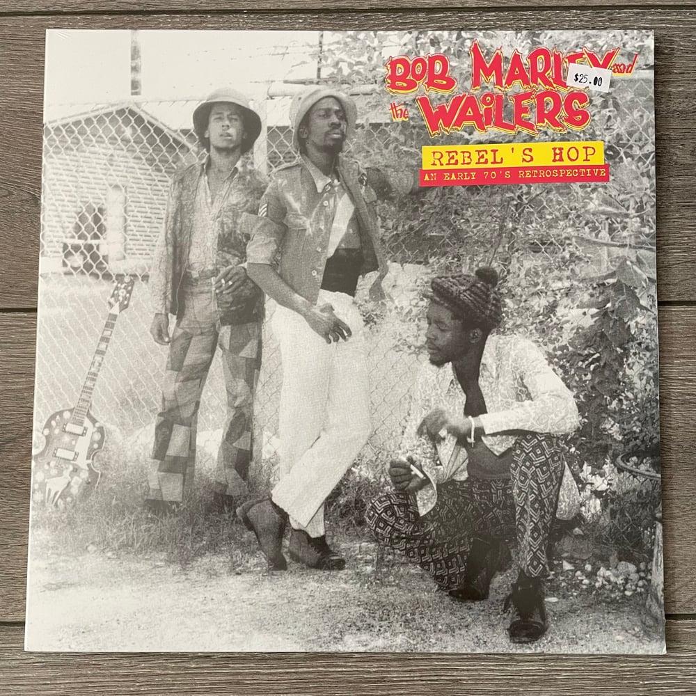 Image of Bob Marley & The Wailers - Rebel's Hop (An Early 70's Retrospective) Vinyl 2xLP