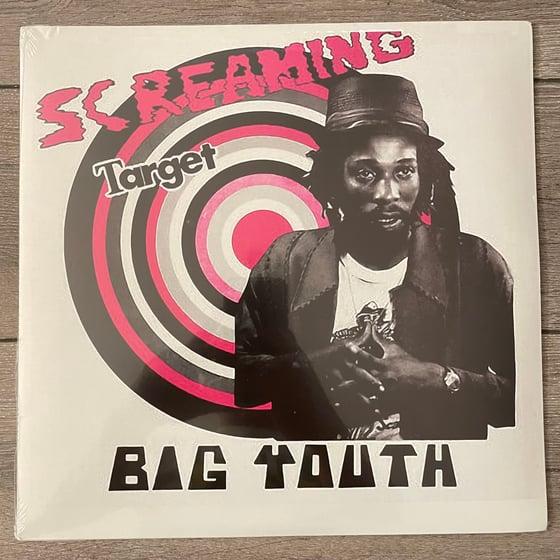 Image of Big Youth - Screaming Target Vinyl LP
