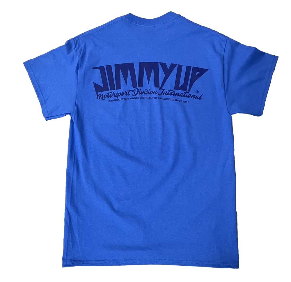 Image of Motorsport Division Blues Tee