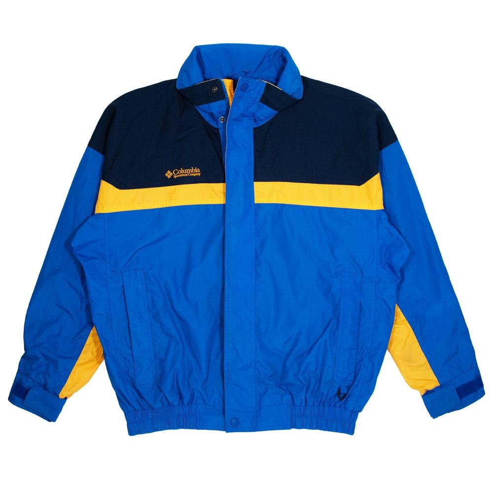 Image of Vintage Columbia Windbreaker Jacket (L)