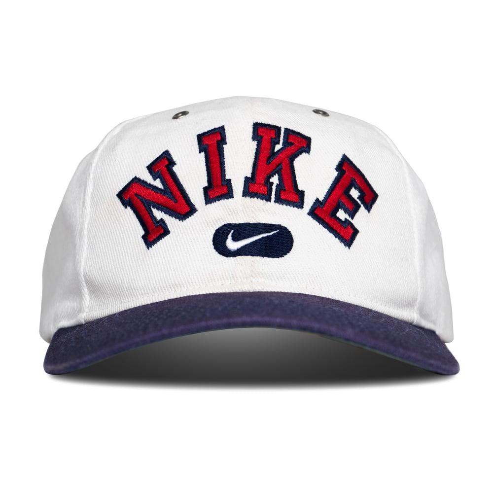 Image of Vintage Nike Arc Logo Snapback