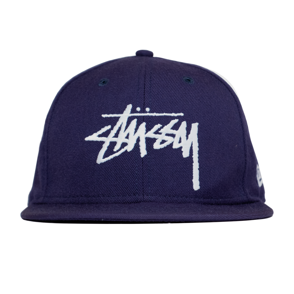 Image of Stussy x New Era 59fifty Fitted Cap (7 ½)