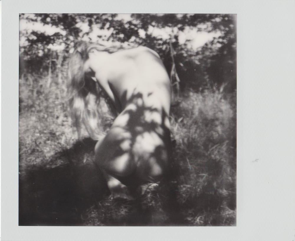 Image of Polaroid Michael Walrond #2