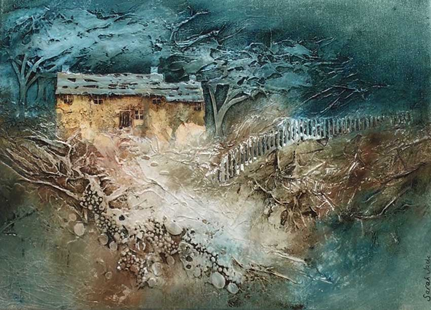Image of Sarah Jack - 'Secret Cottage' - Original Artwork
