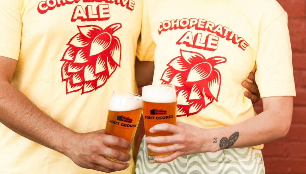 Image of CoHop Ale Tee