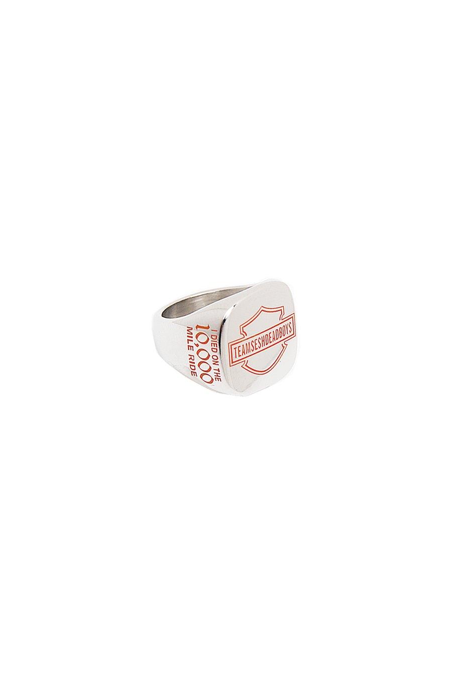 """Image of """"DeadBoyMC"""" Ring"""