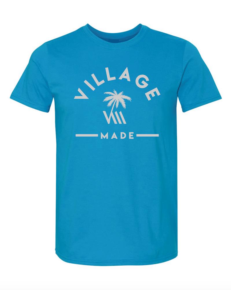 Image of VM Rise - Sapphire Tshirt