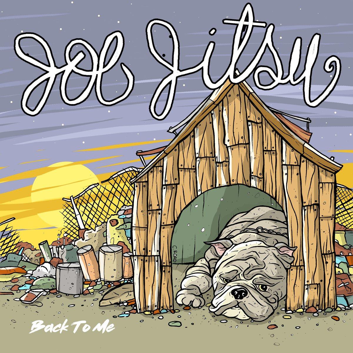 Image of Joe Jitsu - Back To Me Cd