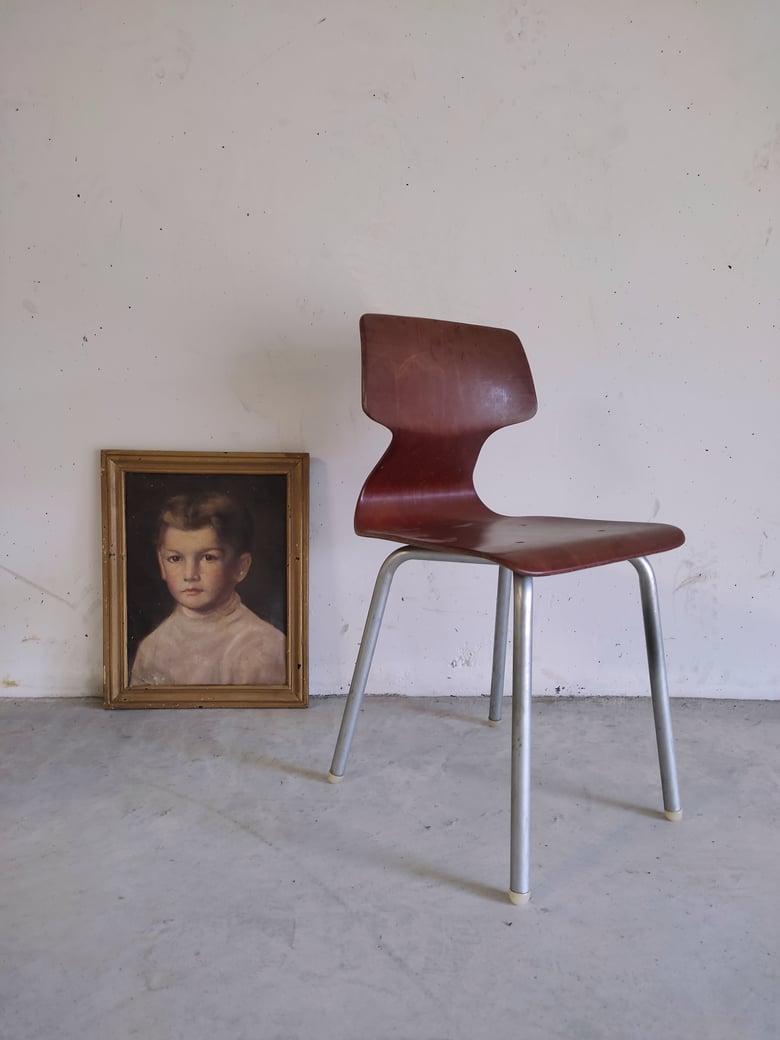 Image of Chaises pour enfant Vintage design Pagholz® Flötotto
