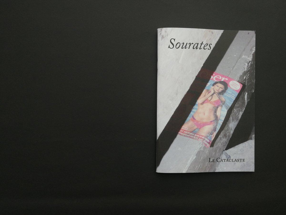 Image of Sourates / Le Cataclaste