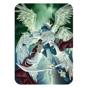 Card (Angel)