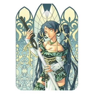 Card (Elvynn sword)