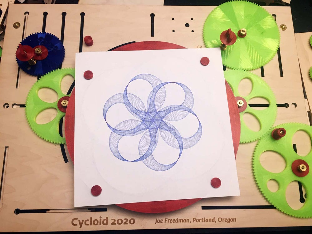 Image of Cycloid Pro