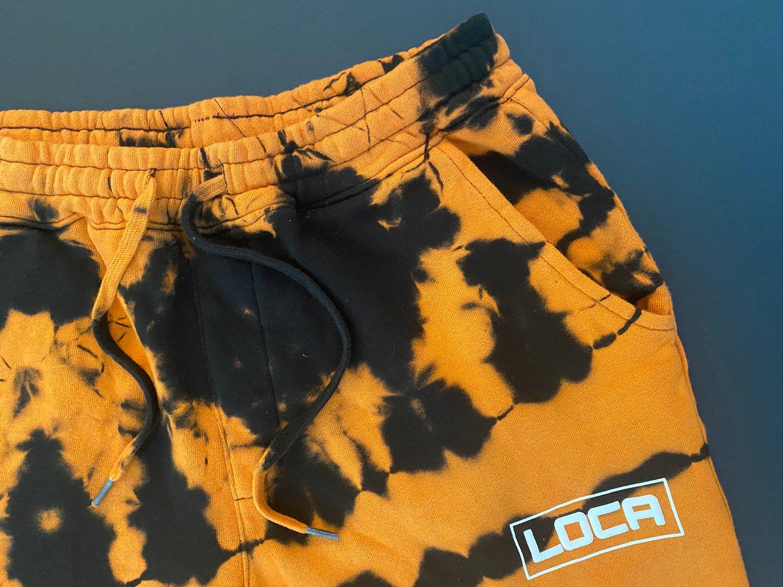 Image of CALABAZA LOCA UNISEX JOGGERS