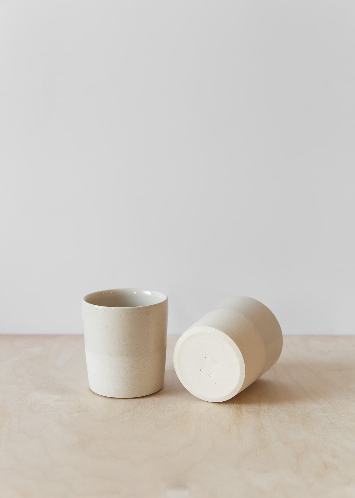 Image of Chalk coffee cup