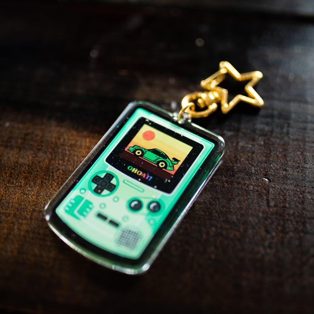 OATBOY keychains