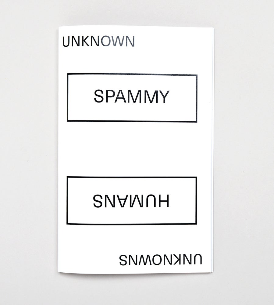 Image of Spammy Humans