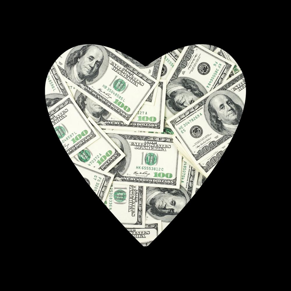 Love & Money Hoodie