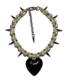 The Cold Hearted Necklace