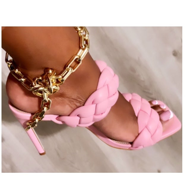 Image of Love Knot Anklet