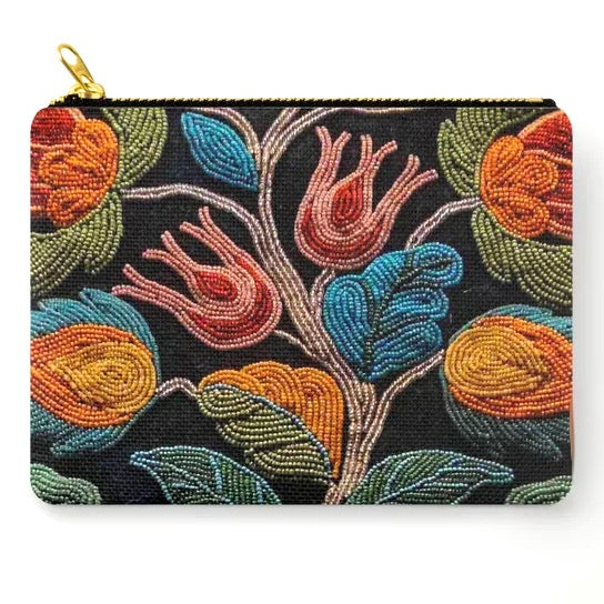 Image of Woodland Zipper Pouch