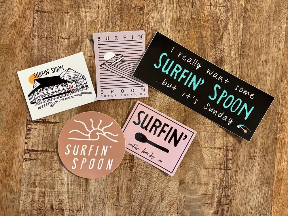 Image of Sticker Pack // Barrel Blush