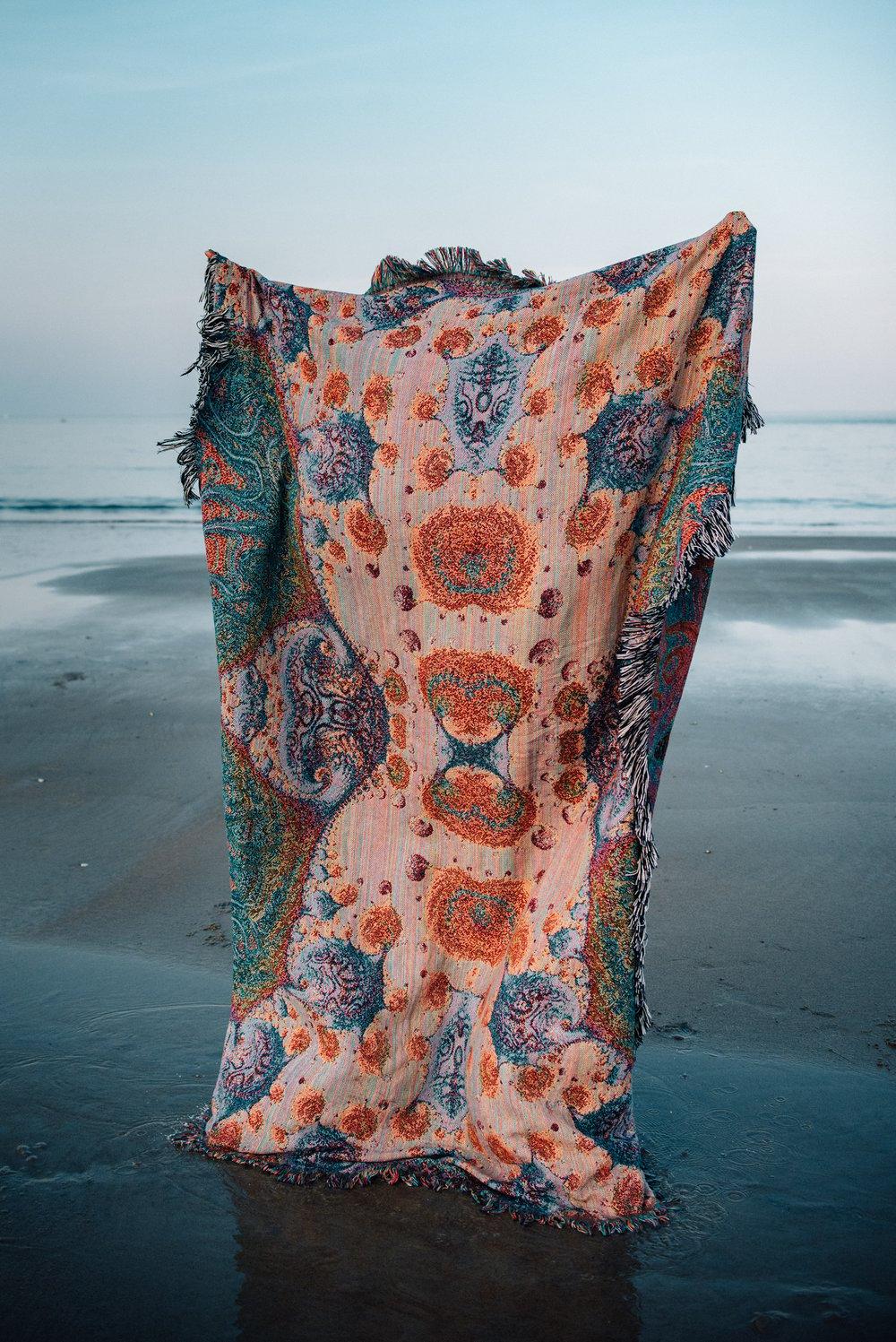 XL Woven Blanket #5