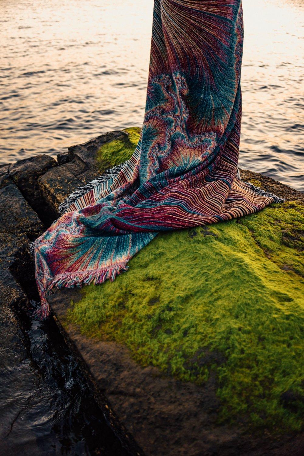 XL Woven Blanket #6