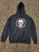 Image of Museum of Death New Orleans Logo Pullover Hoodie