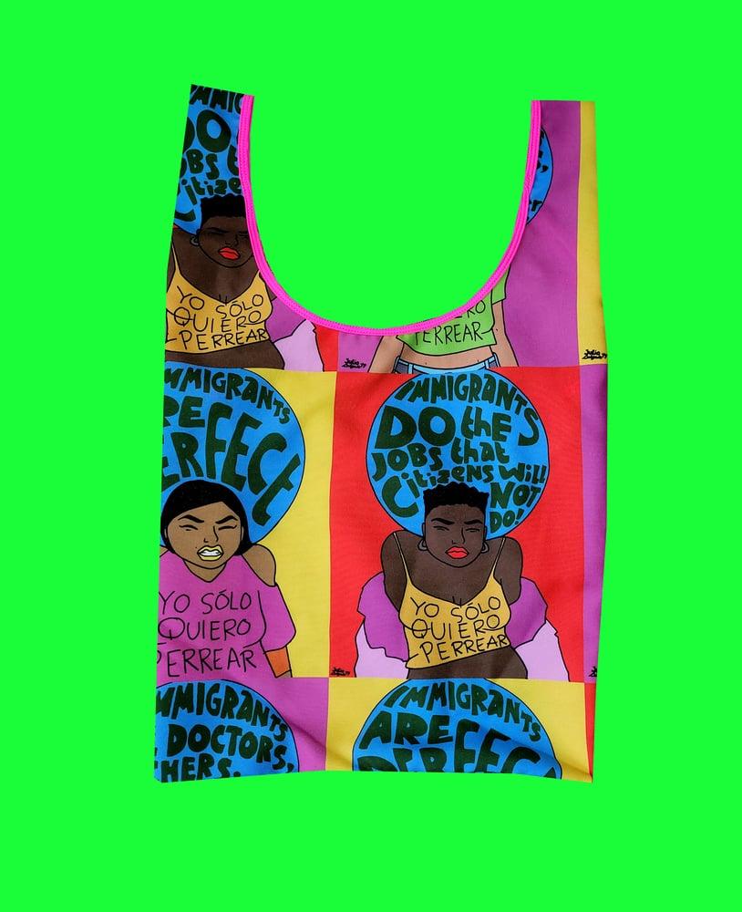 Image of Immigrants Just Wanna Perrear bag