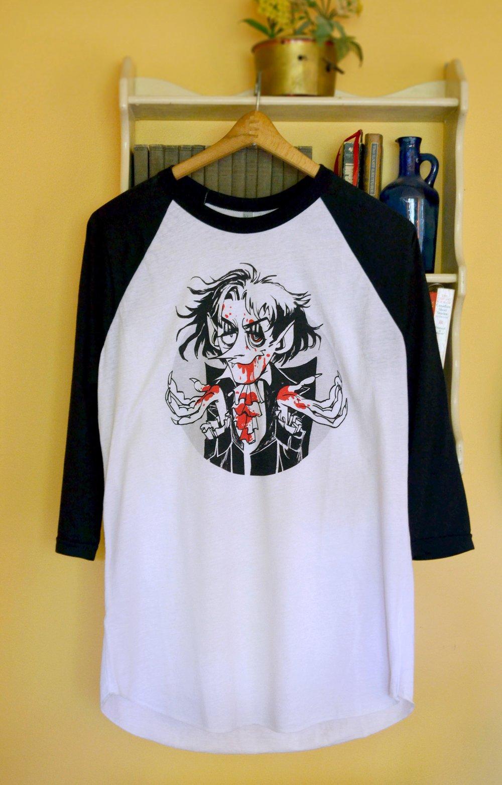 Vincent Baseball Shirt