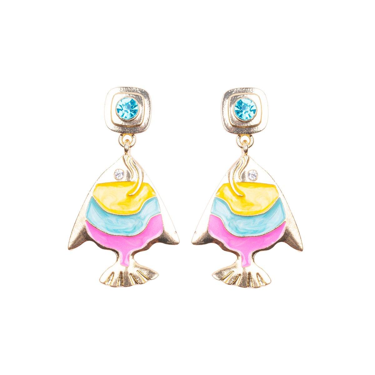 Angel Fish Earrings