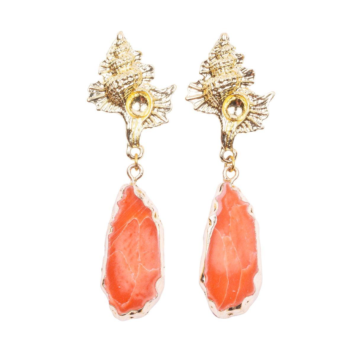 Nereida Earrings