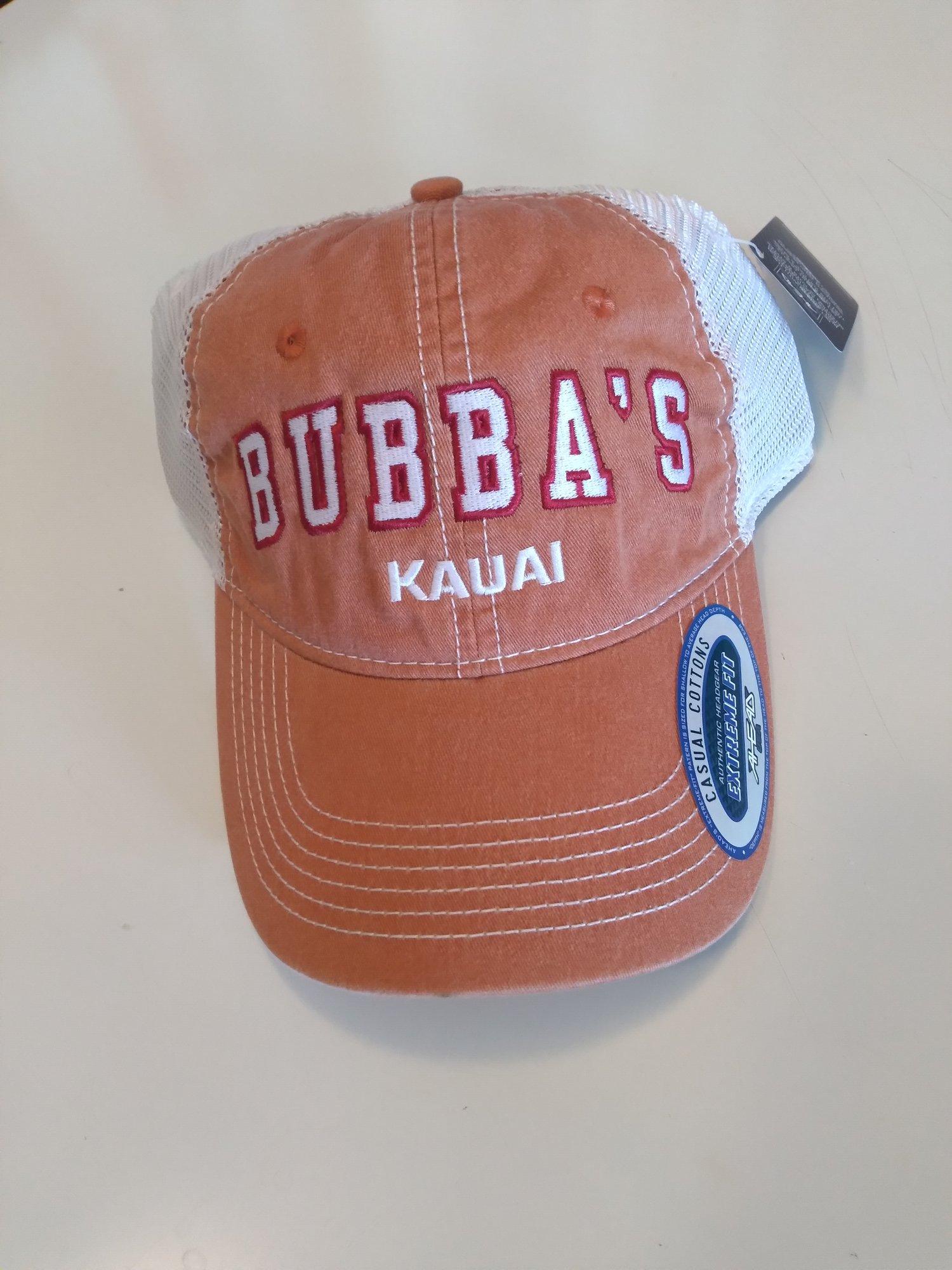 Image of Rust/White Trucker Hat