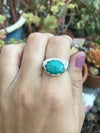 Vintage Turquoise & Silver